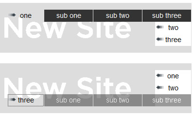 Smooth Horizontal Sliding Tab Navigation with jQuery