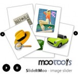 SlideItMoo v1.1 –multiple image slider