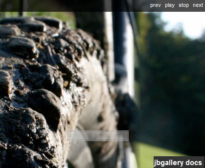 Big Multiple Images Slideshow With JQuery