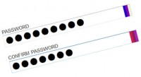 jQuery secure visualization of password field input