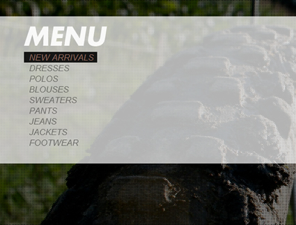 "Nice ""Flashy"" menu with Jquery."
