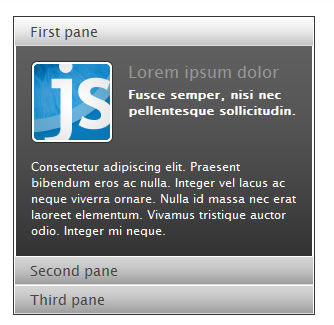 Making Accordions with the Tabs(jquery)