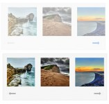 Simple images slider to create Flickr-like slideshows