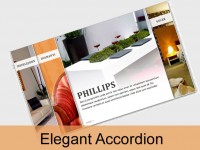 Elegant Accordion with jQuery and CSS3