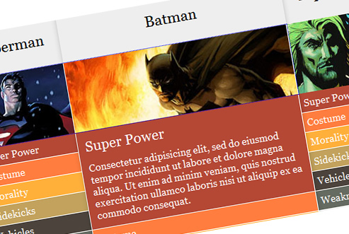 awesome jQuery Grid Accordion