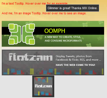 Beautiful Customized Tooltips jQuery | customized tooltips