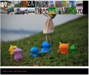jQuery Flickr Photo Gallery Plug