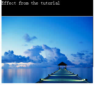 Sliding door effect with JQuery