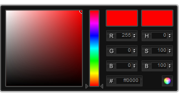 Color Picker - jQuery plugin