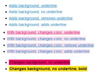 usability-conscious link CSS3 styles