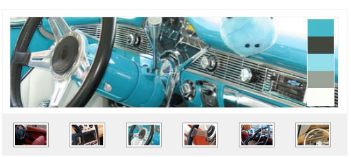 Sliding Image Gallery CSS3