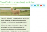 Awesome stylesheet switcher with jQuery