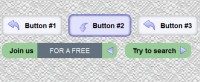 CSS3 Cool Animated Buttons