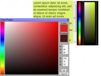MooTools Color Picker