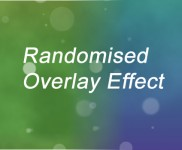 randomised nice jQuery background scrolling effect