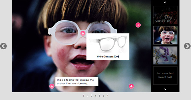 super cool images slideshow Showcase with jQuery Plugin
