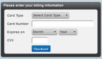 useful credit card validation jQuery  plugin