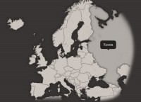 Europe clickable map with jQuery
