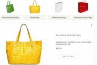 JQuery Ajax Cool Shopping Cart effect