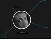 jQuery and CSS3  Animation effect