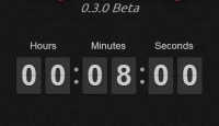 jQuery FlipClock or countdown effect