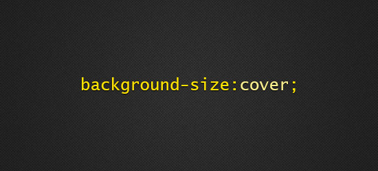 jQuery Cover plugin - This plugin mimics the CSS3 background-size:cover behavior and therefore makes it available in all browsers